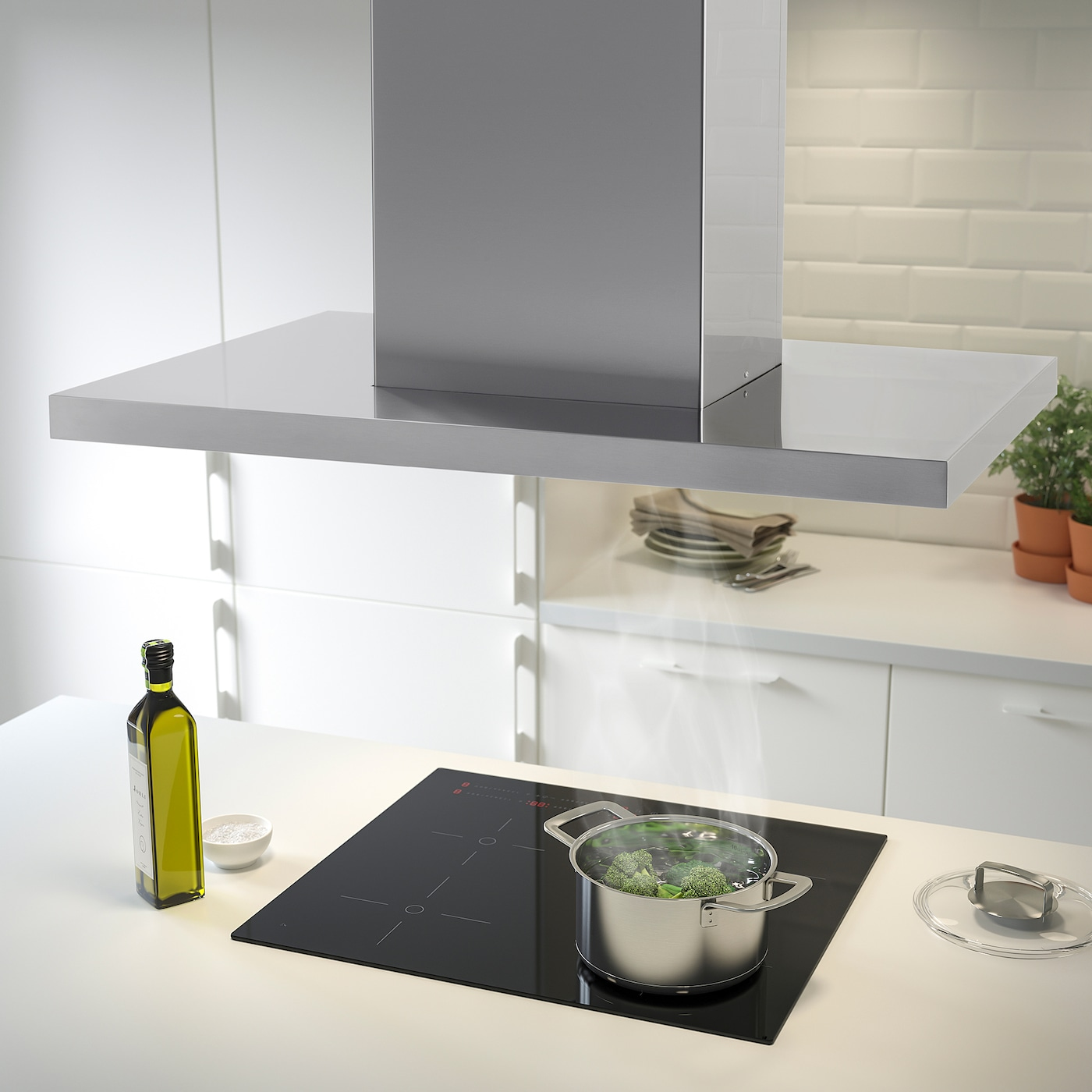 Ceiling Mounted Extractor Hood