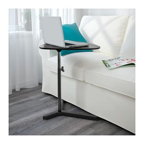 Svart 197 Sen Laptop Stand Black 60x50 Cm Ikea