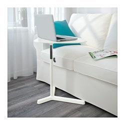 Svart 197 Sen Laptop Stand White 60x50 Cm Ikea