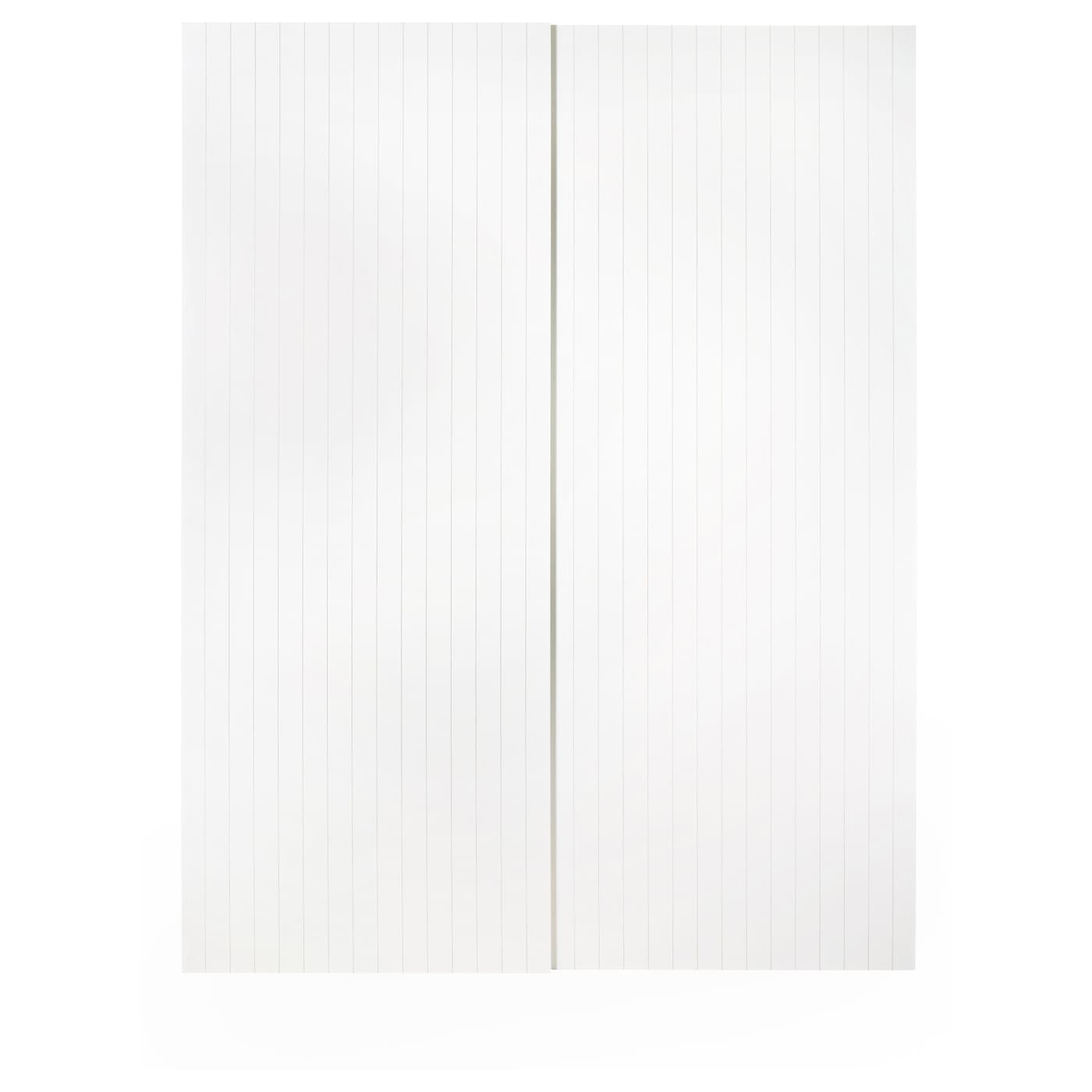 IKEA SVORKMO pair of sliding doors