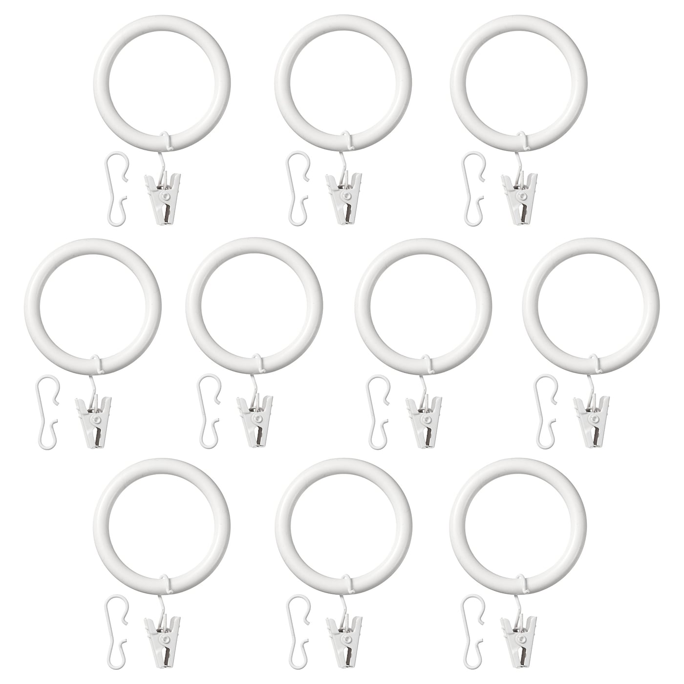 Curtain Hooks & Curtain Rings