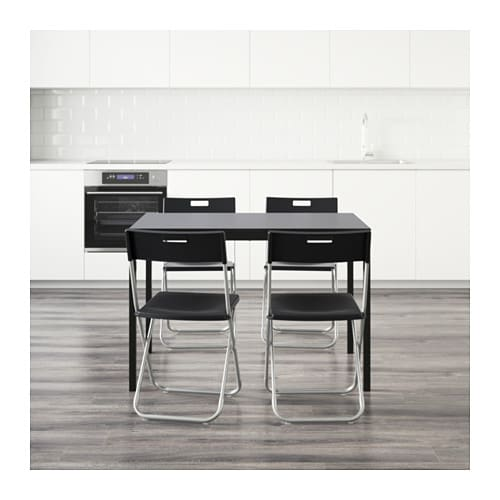 folding table and chair set ikea. Black Bedroom Furniture Sets. Home Design Ideas