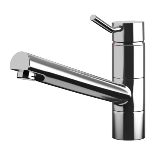 TÄRNAN Single-lever kitchen mixer tap IKEA 10 year guarantee.   Read about the terms in the guarantee brochure.