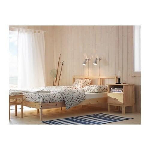 Ikea Dresser And Nightstand ~ Bedside table TARVA Pine