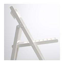 terje folding chair white ikea. Black Bedroom Furniture Sets. Home Design Ideas