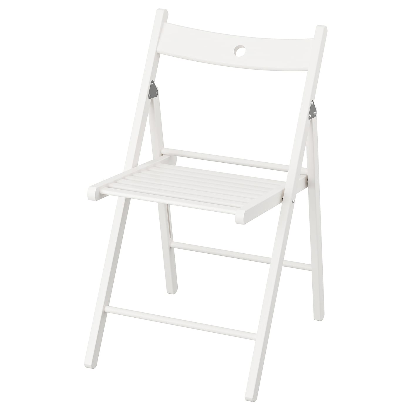 TERJE Folding chair white