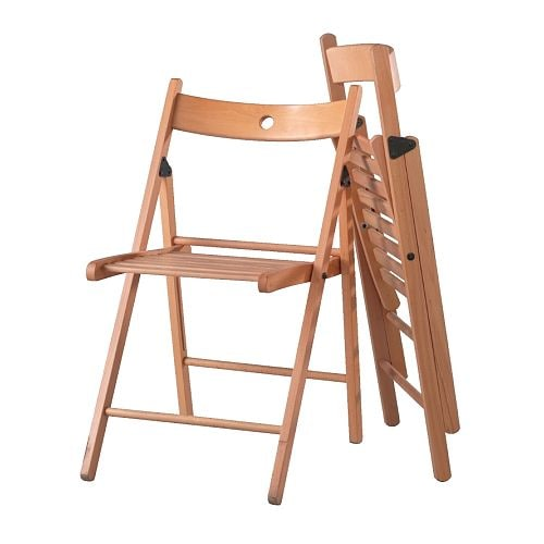 terje folding chair 2