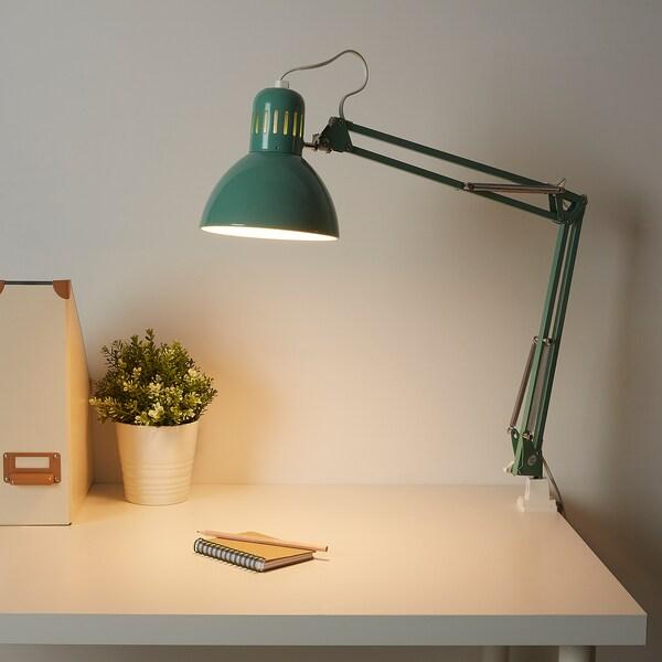 TERTIAL work lamp light green 13 W 17 cm 1.5 m