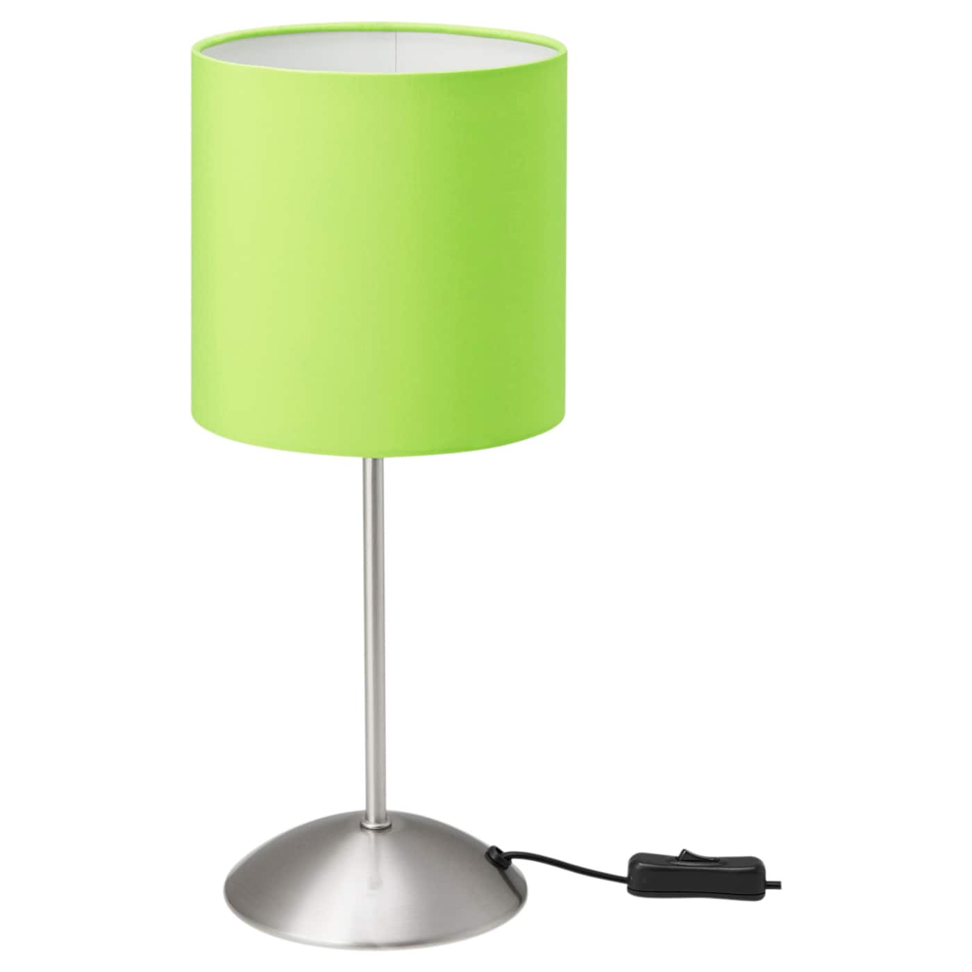 Light green table lamp - Ikea Tiarp Table Lamp The Textile Shade Provides A Diffused And Decorative Light