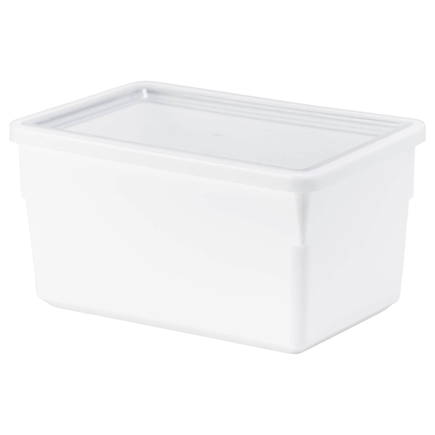 IKEA TILLSLUTA dry food jar with lid