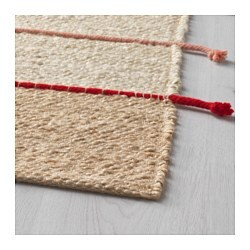 Tilst Rug Flatwoven Handmade Natural Multicolour 70x160