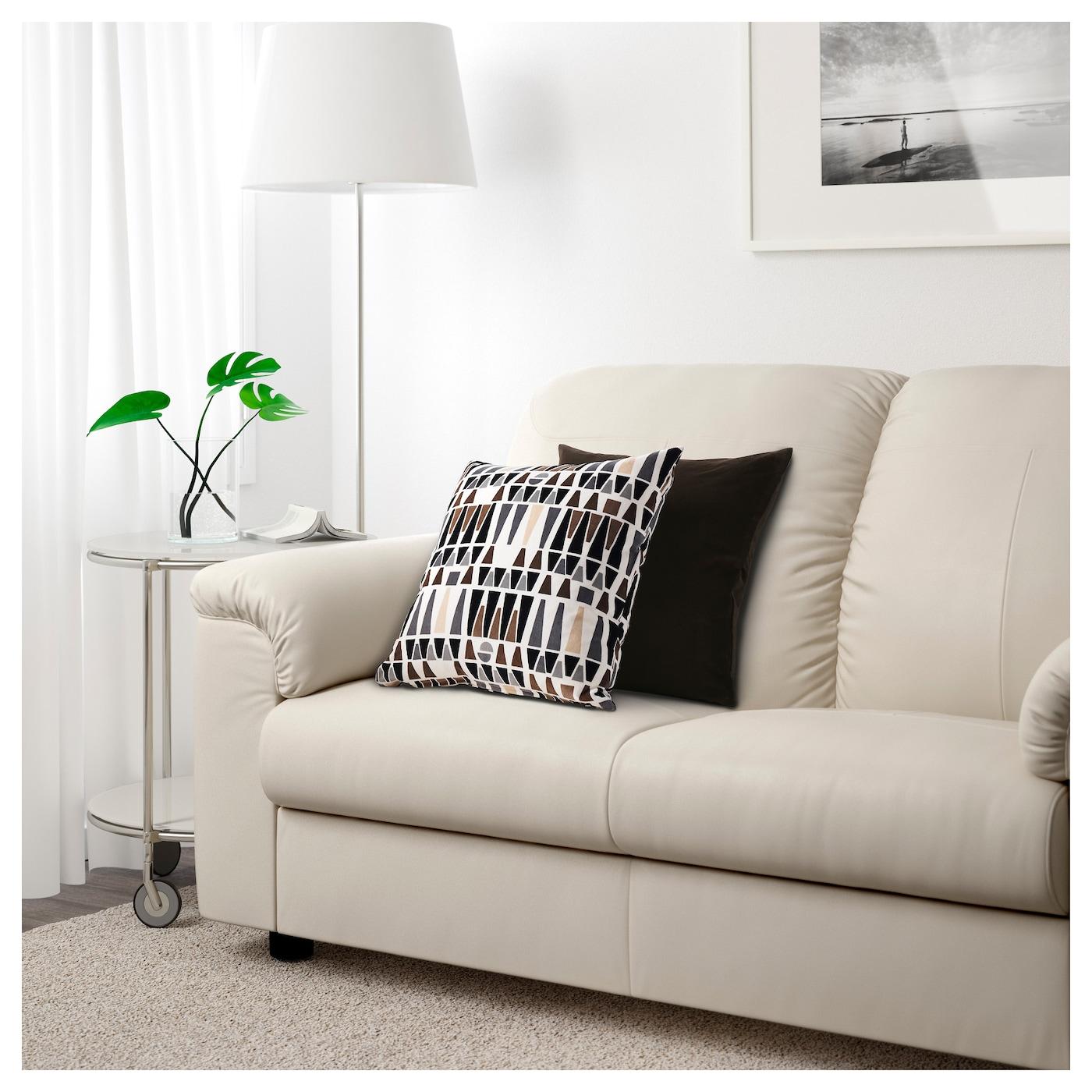 TIMSFORS Three seat sofa Mjuk kimstad off white IKEA
