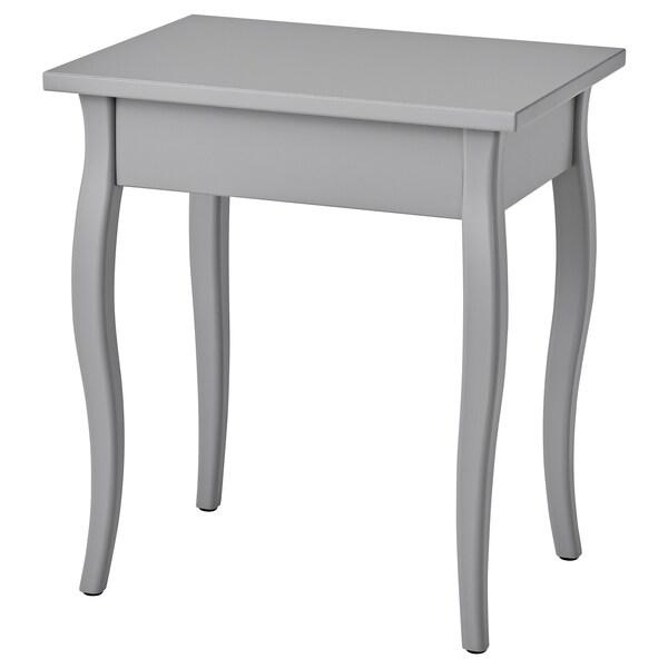 TINIUS stool grey 40 cm 30 cm 45 cm