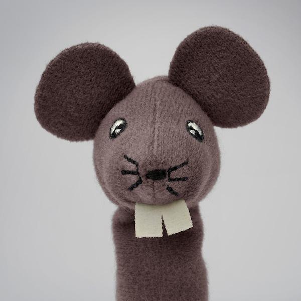 IKEA TITTA DJUR Finger puppet