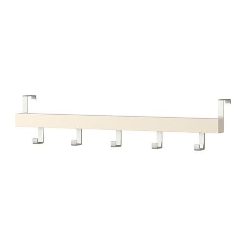 Tjusig hanger for door wall white 60 cm ikea - Ikea appendiabiti da muro ...