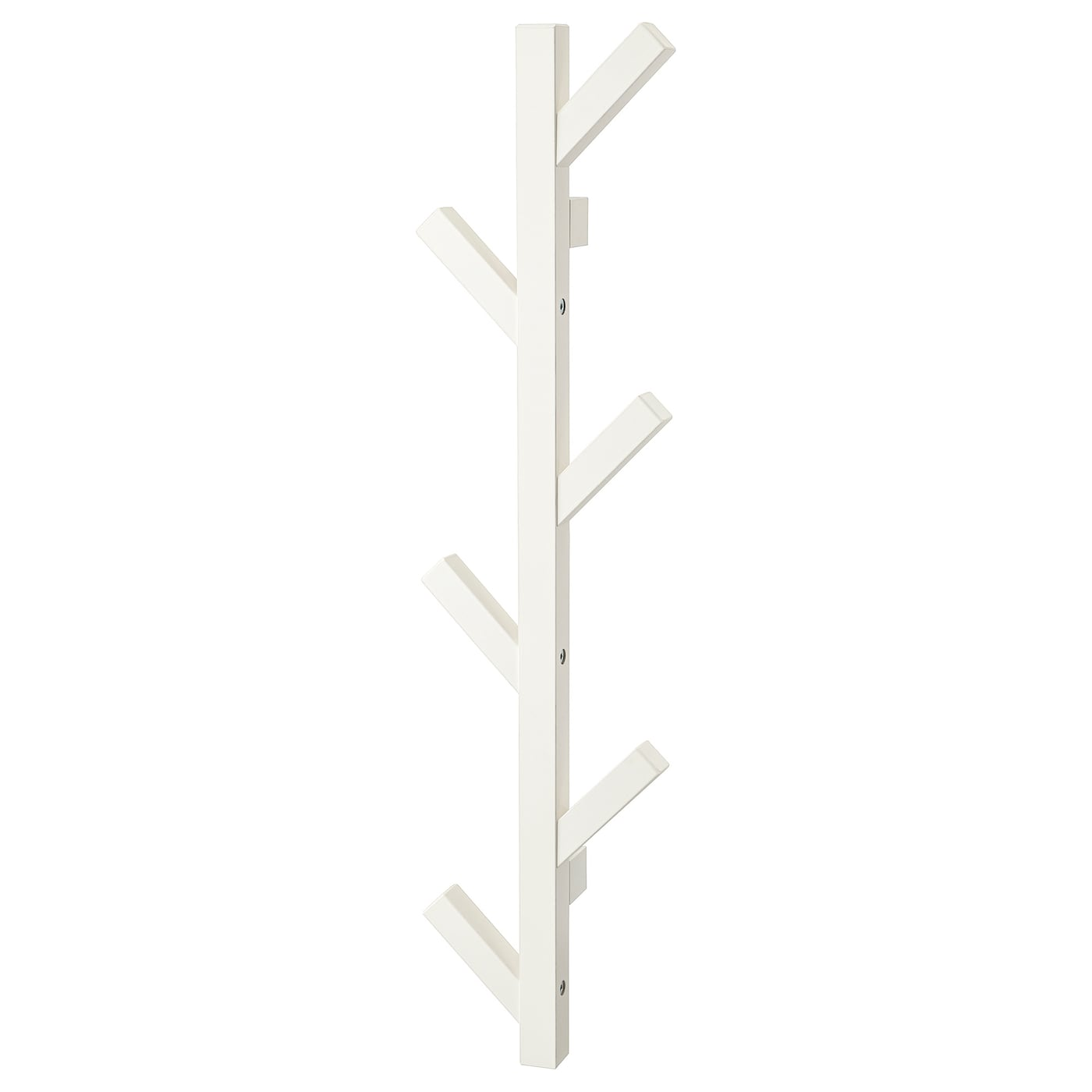 IKEA TJUSIG hanger Solid wood is a hardwearing natural material.