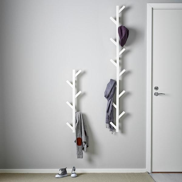 TJUSIG hanger white 19 cm 7 cm 78 cm