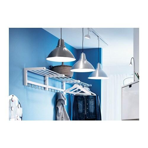TJUSIG Hat rack White 79 cm IKEA