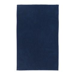 toftbo bath mat dark blue 60x90 cm ikea. Black Bedroom Furniture Sets. Home Design Ideas