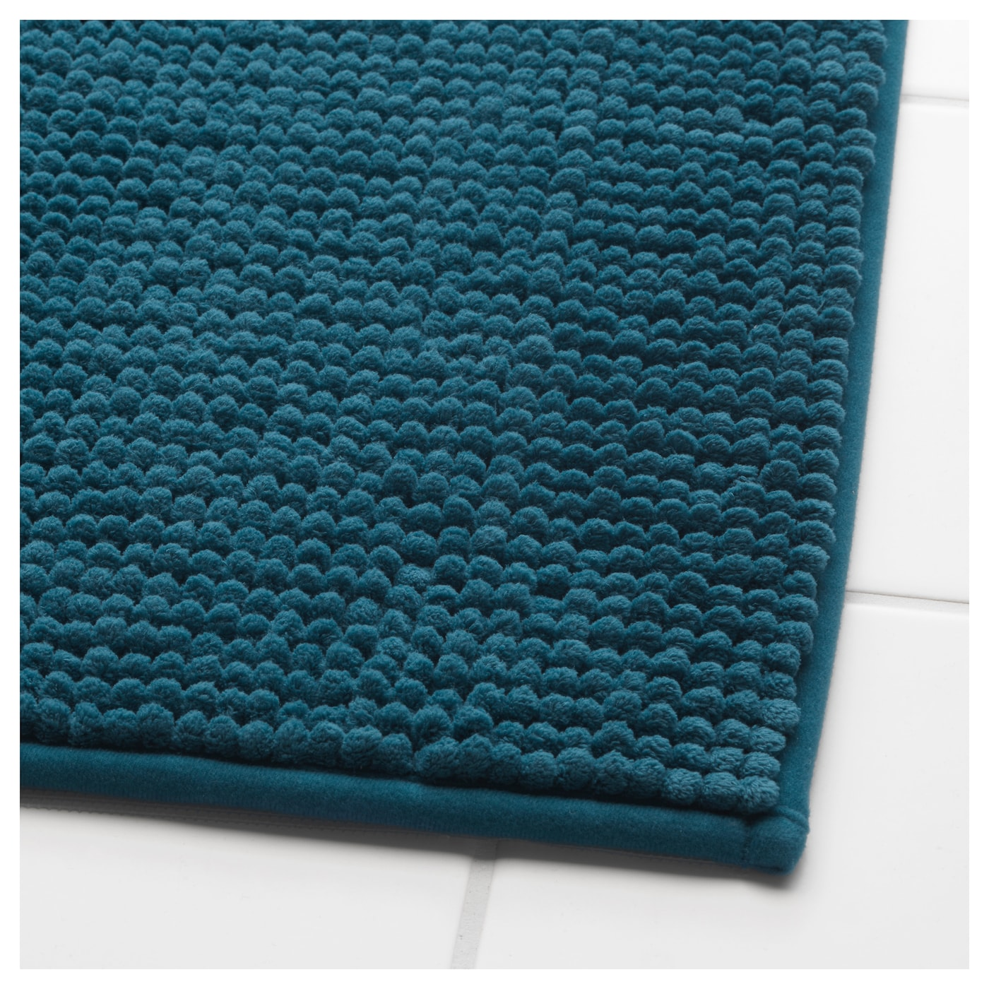 Can Bathroom Rugs Go In The Dryer: TOFTBO Bath Mat Green-blue 60 X 90 Cm