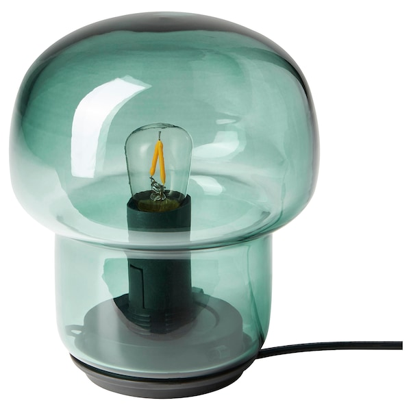 Table Lamp Tokabo Glass Green