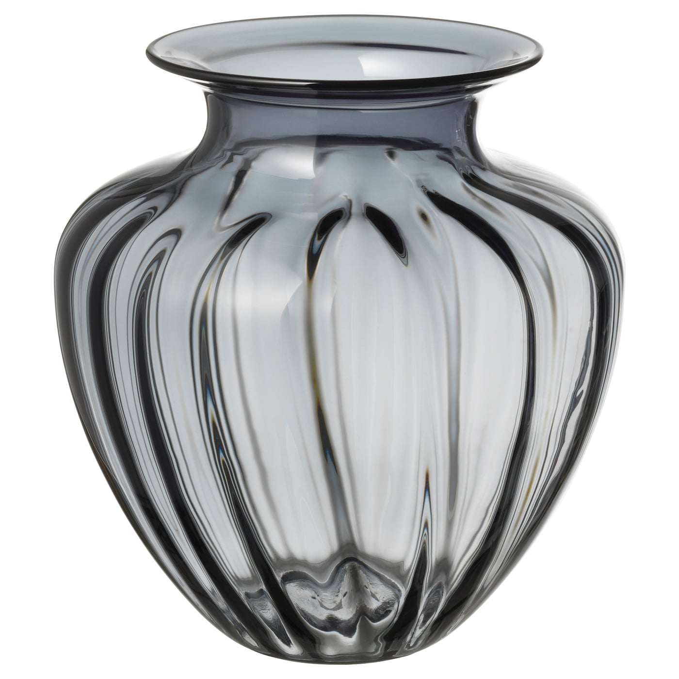 IKEA TONSÄTTA vase Use the vase with flowers or alone, as a beautiful object in its own right.