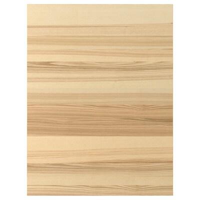 TORHAMN cover panel natural ash 61.0 cm 80.0 cm 1.3 cm