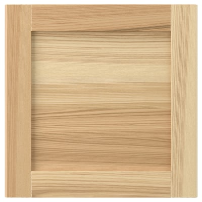 TORHAMN drawer front natural ash 39.7 cm 40 cm 40 cm 39.7 cm 2.0 cm
