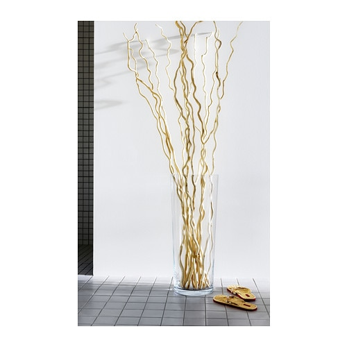 Torka decoration stalk natural twisted 155 cm ikea - Ikea dekoration ...