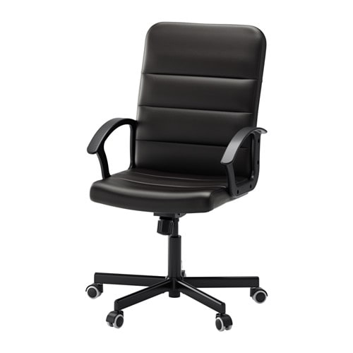Office chairs office seating ikea for Bureau stoel