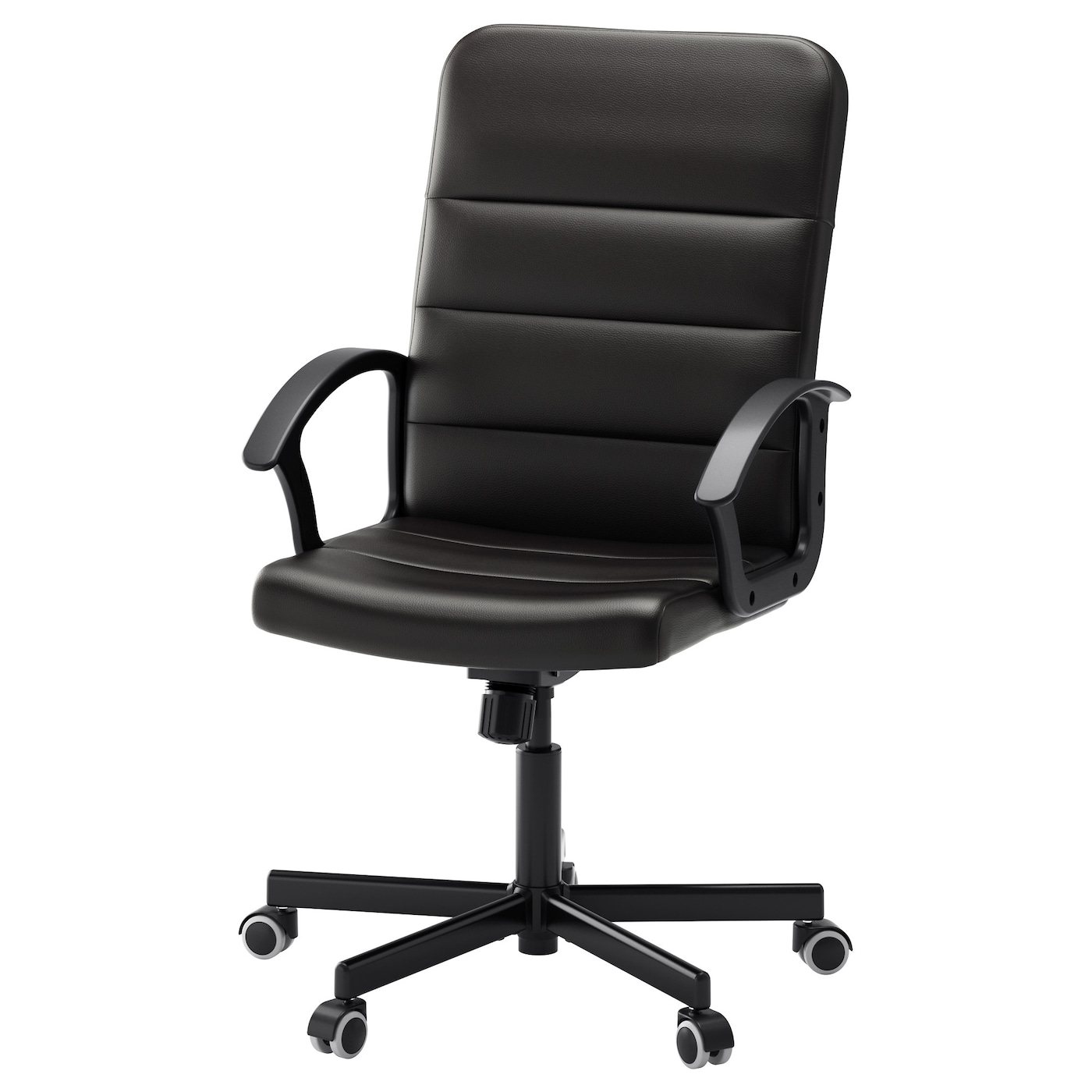 cream office chair torkel swivel chair bomstad black ikea 13617 | torkel swivel chair bomstad black 0377861 pe555717 s5