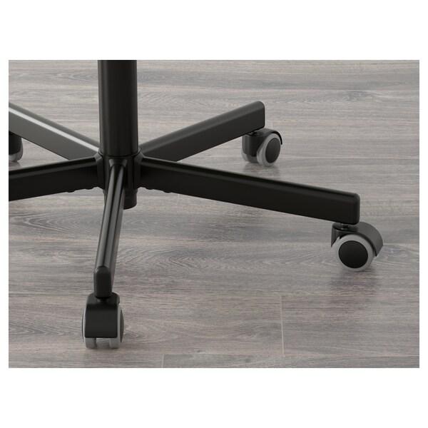 TORKEL Swivel chair, Bomstad black