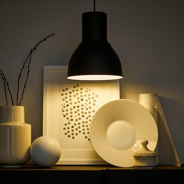 TRÅDFRI LED bulb E27 600 lumen, wireless dimmable colour and white spectrum/globe opal white