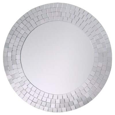 TRANBY Mirror, mirror glass, 50 cm