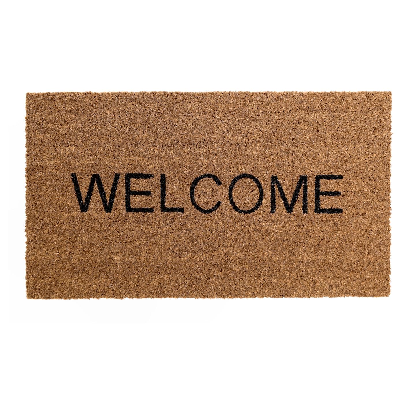 TRIABO Door mat Natural 40x70 cm - IKEA