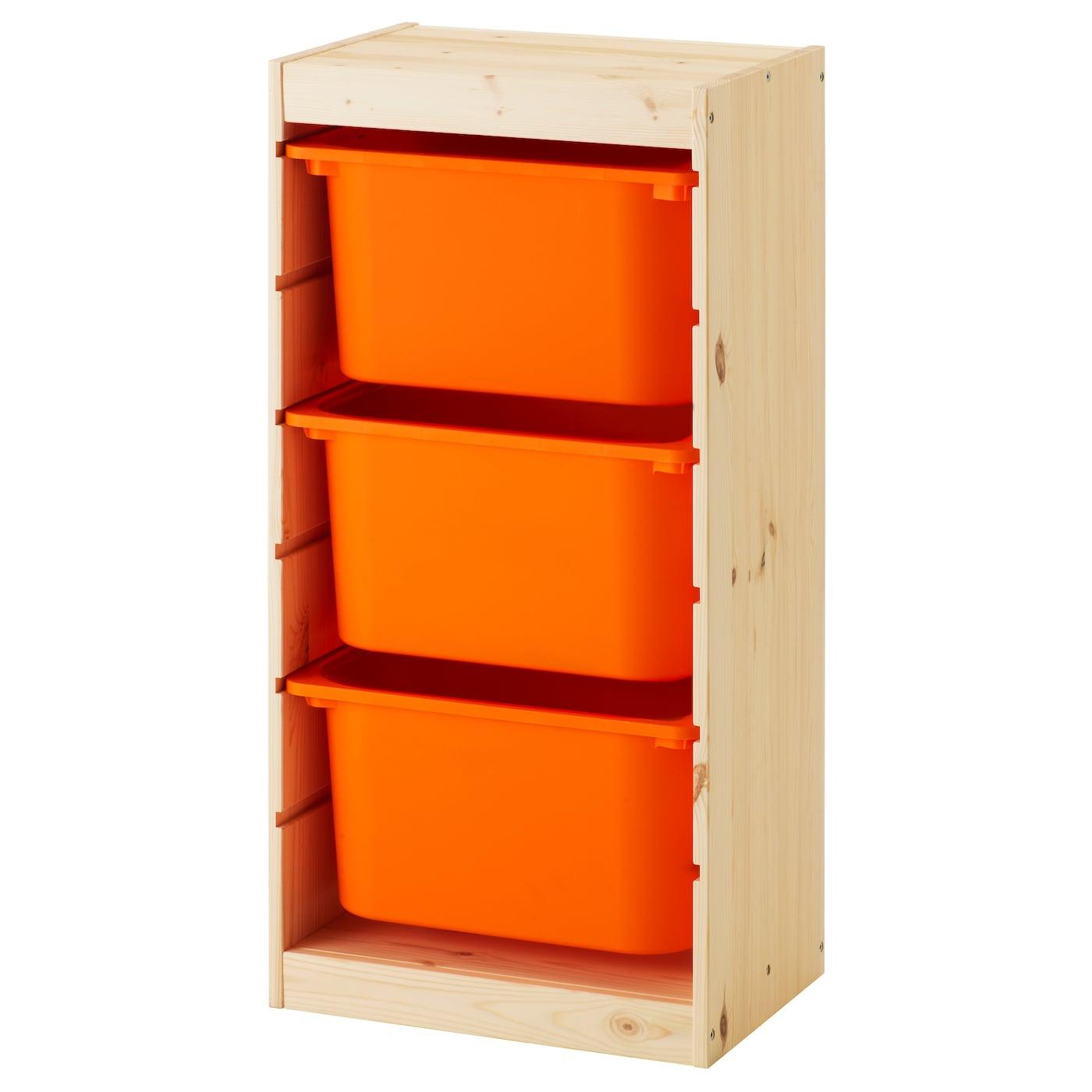 Trofast toy storage ikea