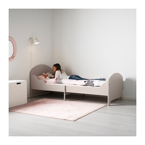 Ikea Raumteiler Regal Mit Schreibtisch ~ IKEA TROGEN extendable bed Extendable, so it can be pulled out as your