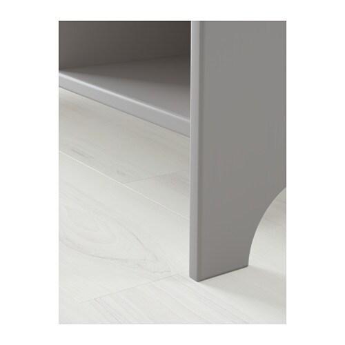 Trogen wardrobe light grey 89x187 cm ikea - Ikea letto allungabile trogen ...