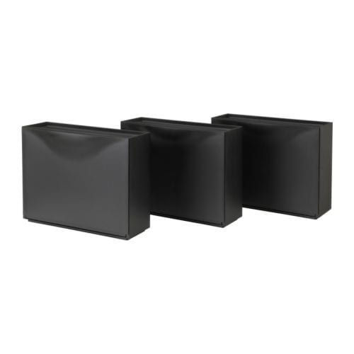 trones shoe cabinet storage black ikea. Black Bedroom Furniture Sets. Home Design Ideas