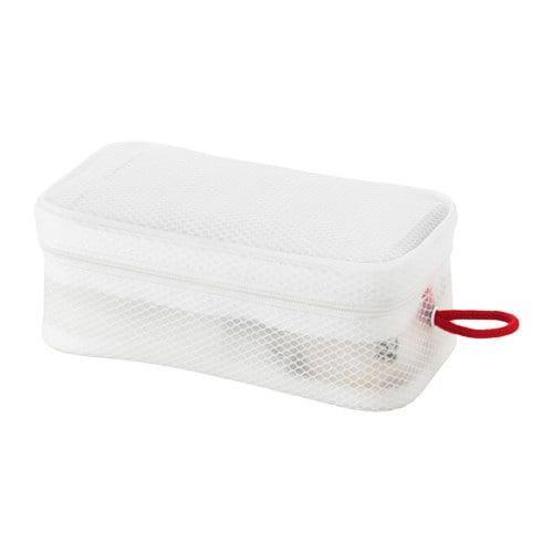 IKEA TRYGGHET first aid kit Empty pockets inside make it easy to add any extra items you may need.