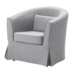 Ikea Tullsta Armchair Slim Lines Easy To Place