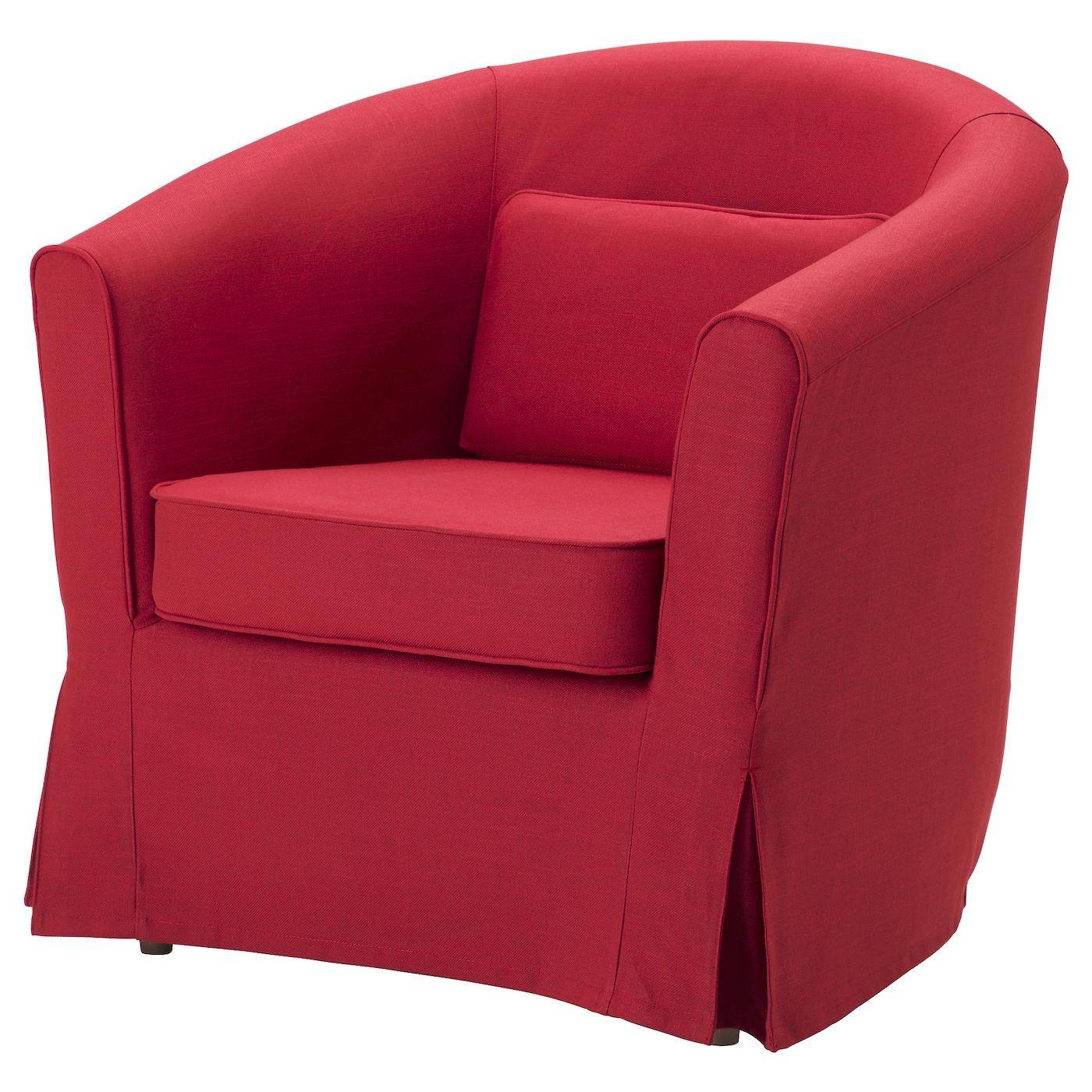 tullsta armchair nordvalla red ikea. Black Bedroom Furniture Sets. Home Design Ideas