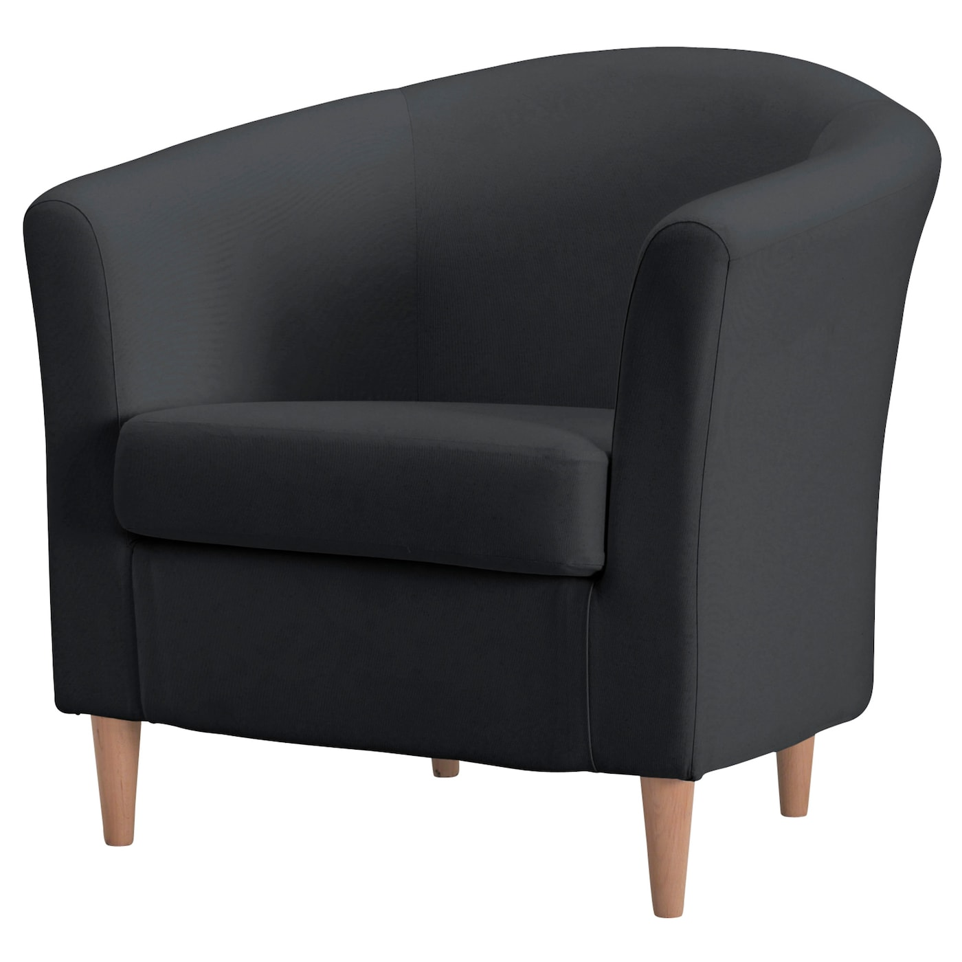 IKEA TULLSTA armchair Slim lines, easy to place.