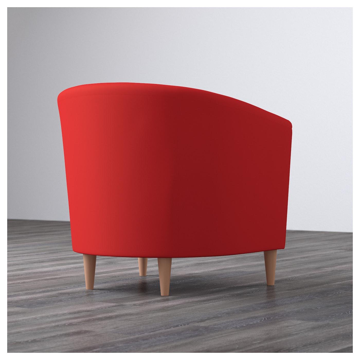 tullsta armchair ransta red ikea. Black Bedroom Furniture Sets. Home Design Ideas
