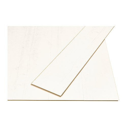 Laminate flooring ikea laminate flooring white for Ikea parquet