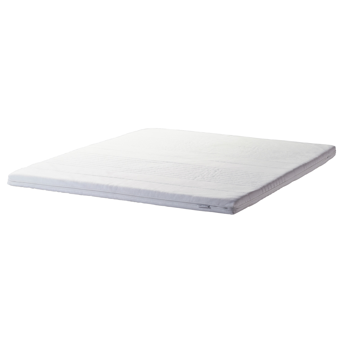 IKEA TUSSÖY mattress topper Easy to bring home since it is roll packed.