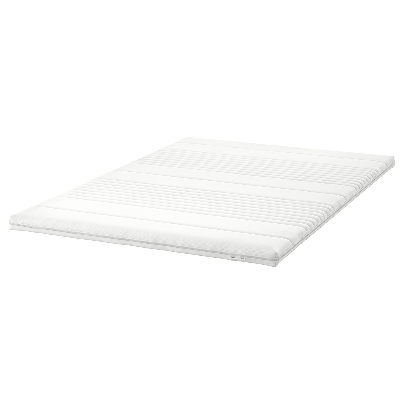 Ikea Rolled Mattress: TUSSÖY Mattress Topper White Standard Double
