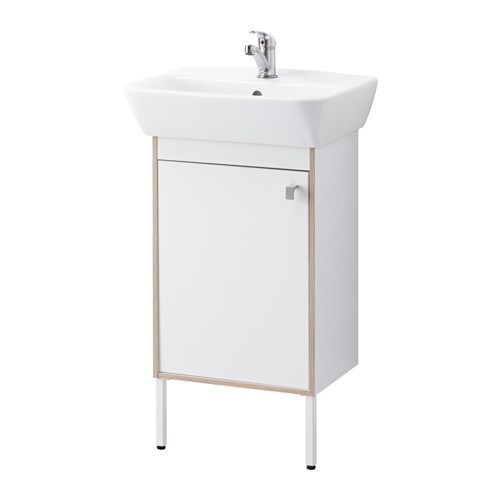 IKEA TYNGEN washbasin cabinet with 1 door