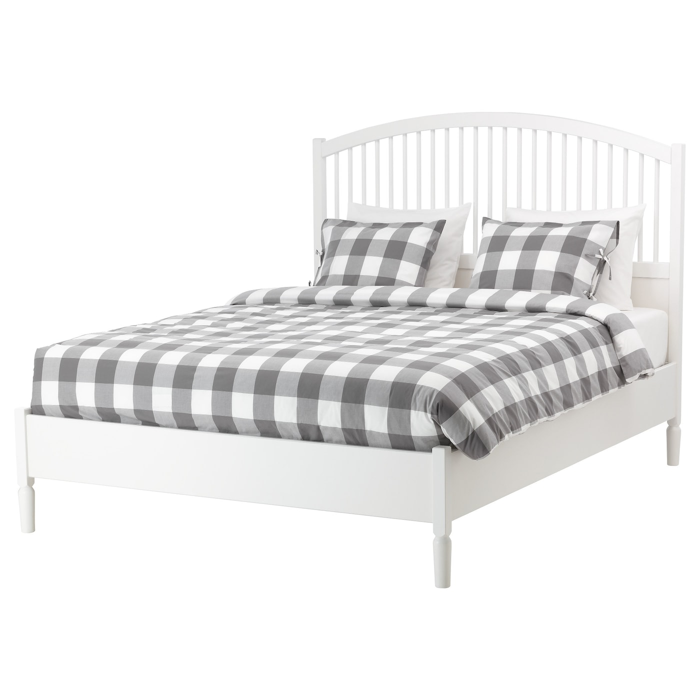 Ikea Etagere Murale Zig Zag ~ IKEA TYSSEDAL bed frame Adjustable bed sides allow you to use