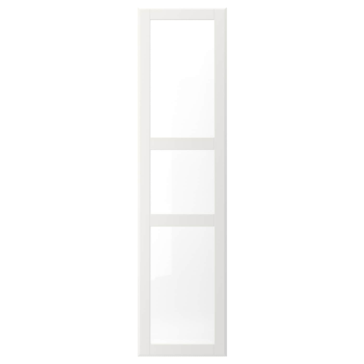 IKEA TYSSEDAL door 10 year guarantee. Read about the terms in the guarantee brochure.